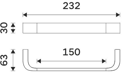 NIMCO NIKAU BLACK NKC 30060-90