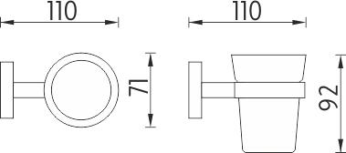 NIMCO UNIX UN 13058C-26