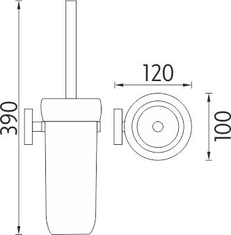NIMCO UNIX UN 13094K-26
