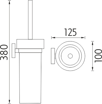 NIMCO UNIX UN 13094W-26