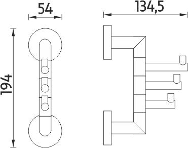 NIMCO UNIX UN 13099-26