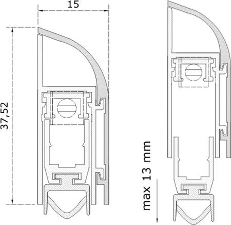 COMAGLIO 1750 COMAX